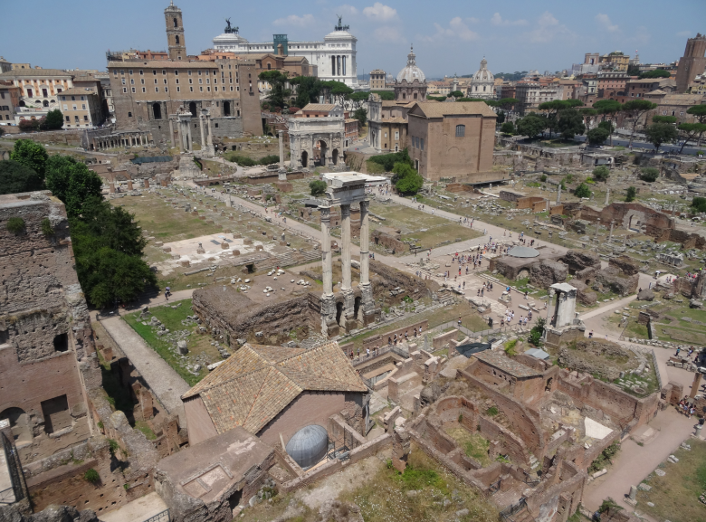 Rome travel guide sincerely amy