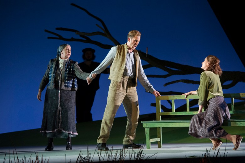 Janacek Jenufa - Opera North The Lowry