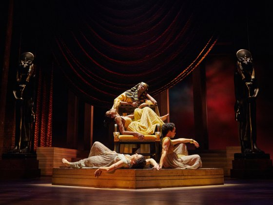 Antony and Cleopatra Review RSC