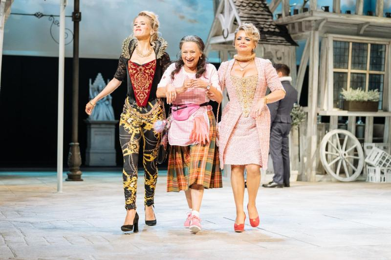 RSC Merry Wives of Windsor