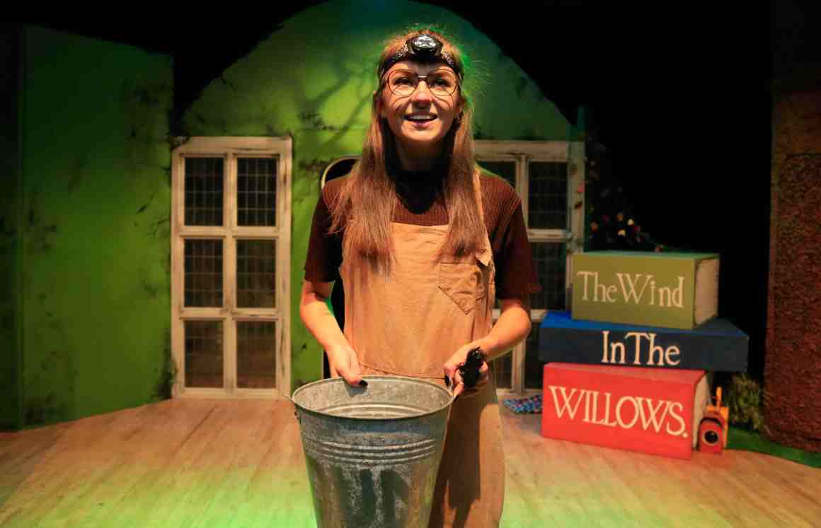 Wind in the Willows at the Dovehouse Theatre - Photo credit: Joe McGeehan