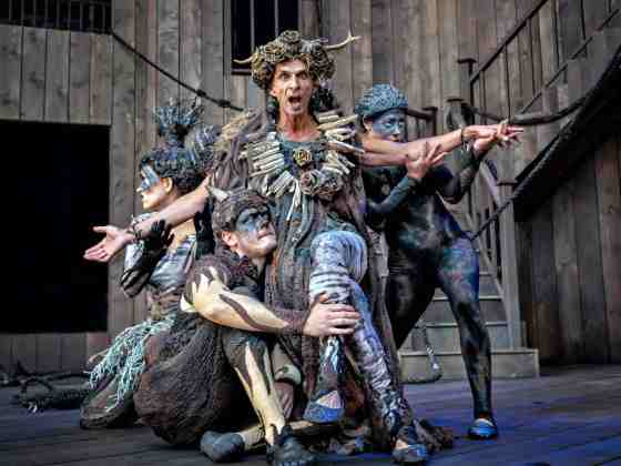 A Midsummer Night's Dream at Shakespeare's Rose Theatre