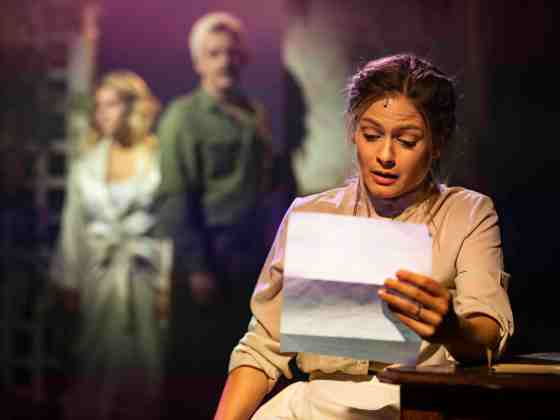 The Return of the Soldier at the Hope Mill Theatre Credit: Phil Tragen