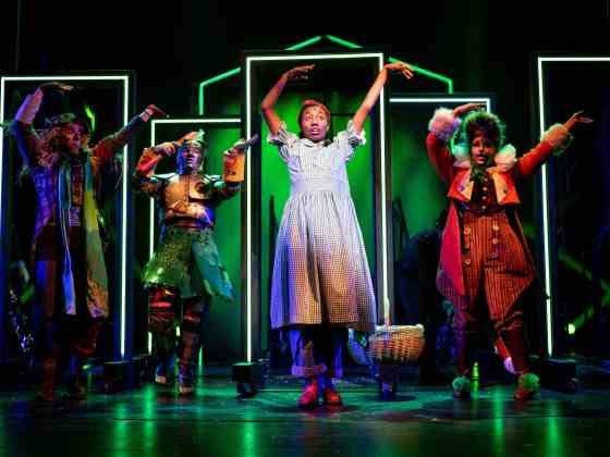 The Wizard of Oz at the Birmingham Rep