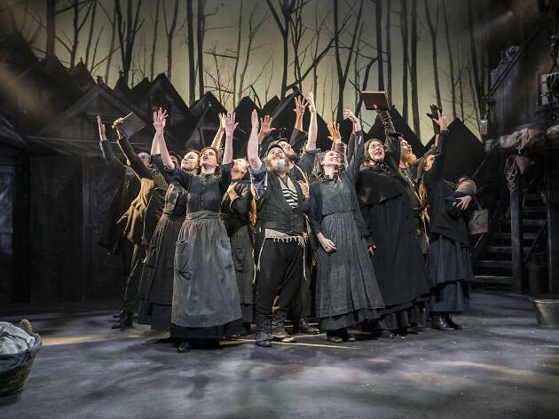 Fiddler on the Roof at the Playhouse Theatre in the West End