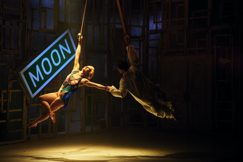 Memories of Fools at the Chamäleon Theatre - New Contemporary Circus in Berlin