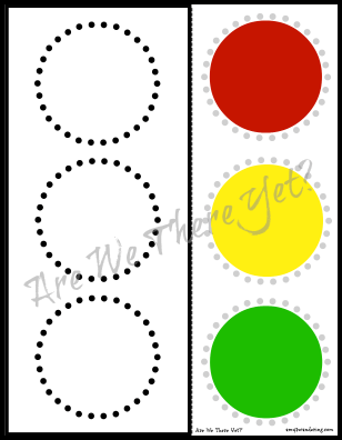 free traffic light cut amp paste printable amy 39 s wandering