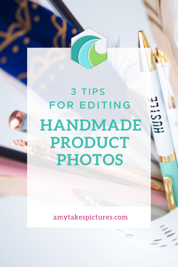 Here are my top three photo editing tips that will help editing feel a little less stressful and a bit more enjoyable @amyeatonphotography www.amytakespictures.com   #etsysellers #craftphotography #productphotography #phototutorial #photoediting