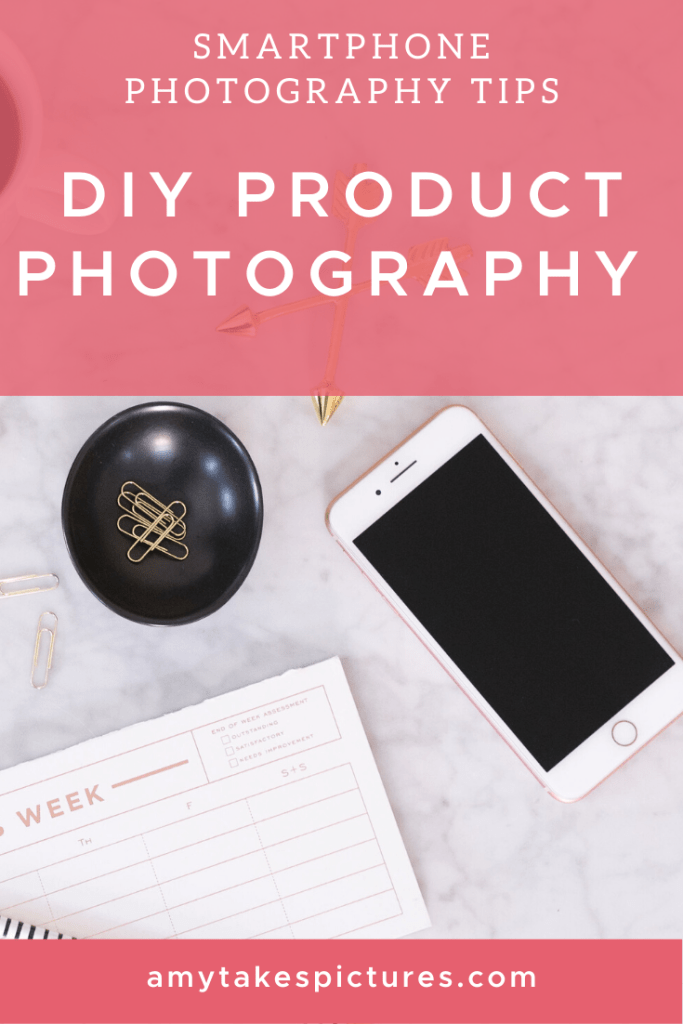 The Key to Great DIY Product Photos With Your Smartphone @amyeaton www.amytakespictures.com | #productphotography #handmadesellers #etsysellers