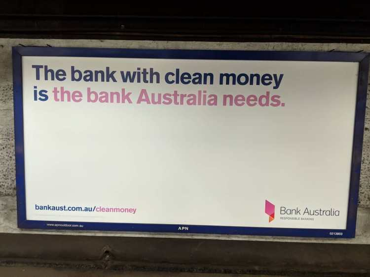 Sydneys Advertising Strategy - Amyth and Amit - Bank of Australia