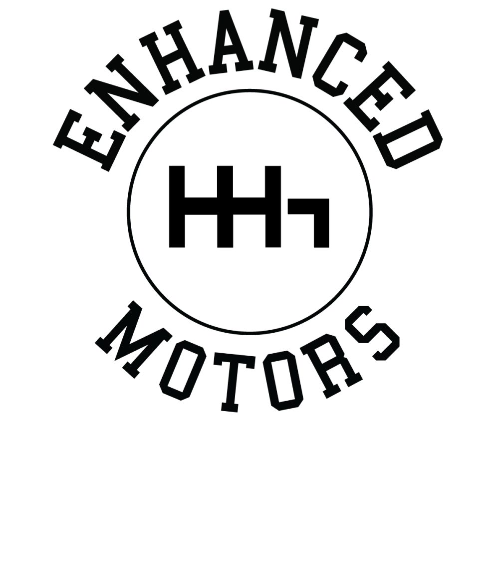 Enhanced Motors branding and marketing strategy developed by Amyth and Amit