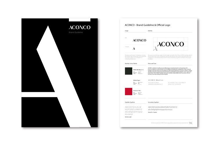 ACONCO_BrandGuideline_Branding_by_AmythandAmit