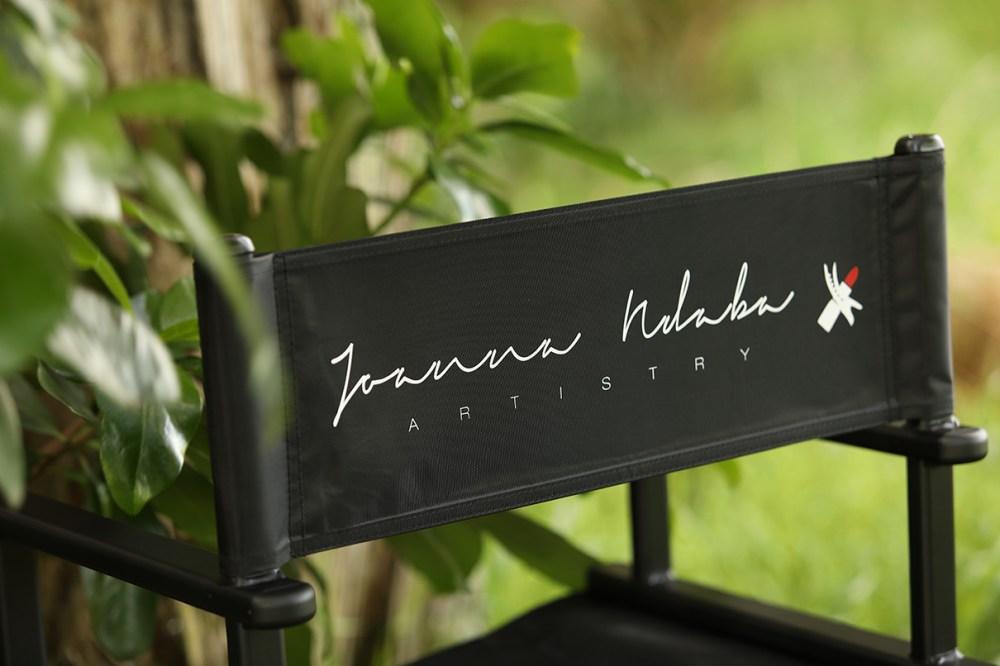 Joanna Ndaba Artistry branding and marketing strategy by Amyth and Amit.