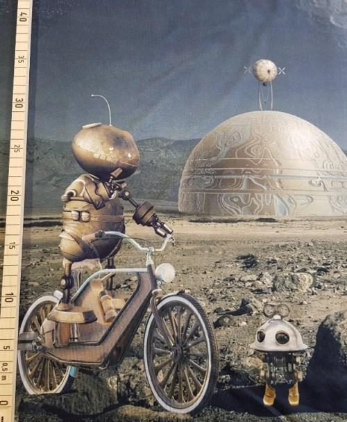Jersey Panel Life on Mars