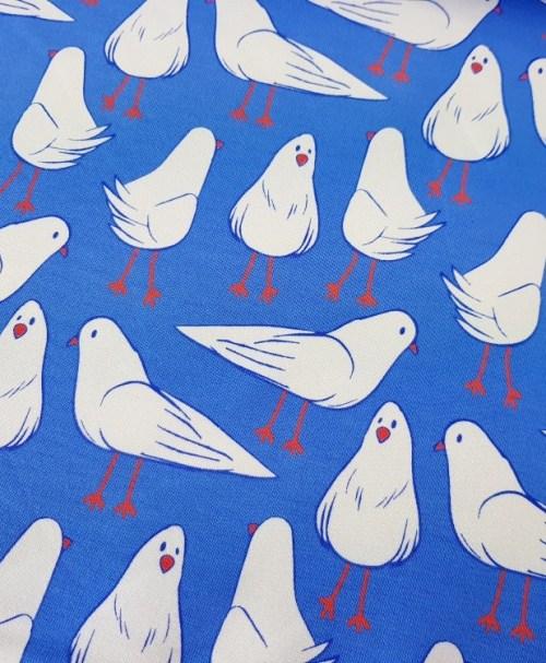 Sommersweat Dutch Gulls