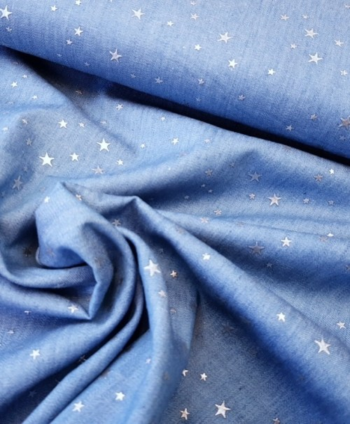 Chambray Jeans Star
