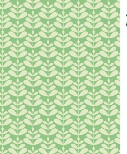 Lillestoff Jersey Charlotta green