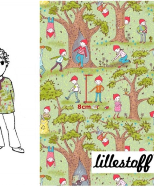 VORBESTELLUNG Lillestoff Jersey Protect The Kids