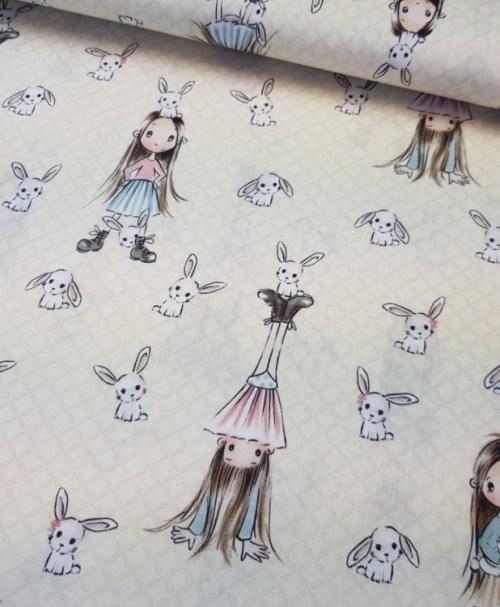 Webware Easter Bunny Girl
