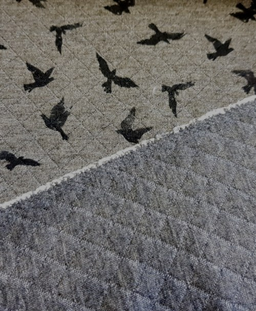 Steppsweat grey Swallows