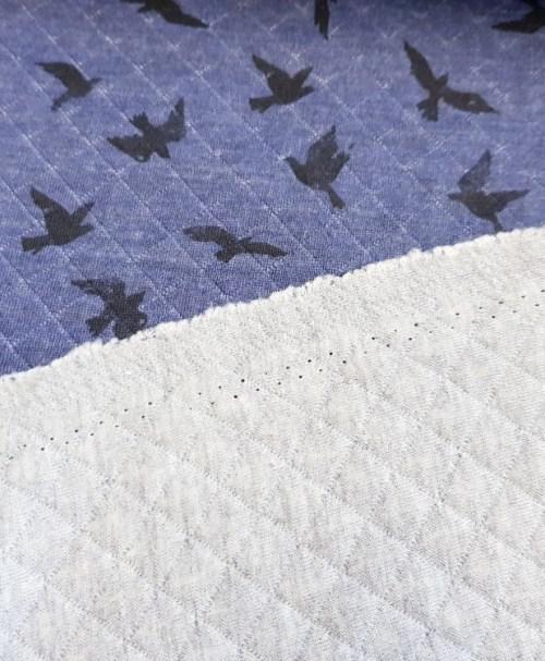 Steppsweat blue Swallows