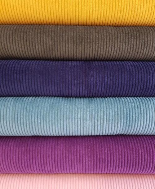 """Hilco Breitcord """"Trend-Cord"""" violett"""