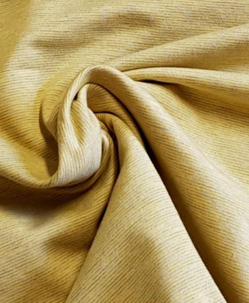 Sweat Stripe Brushed gelb