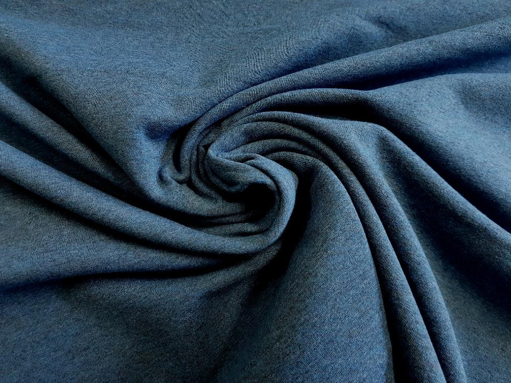 French terry fvj dragón skater sommersweat Blue Jeans