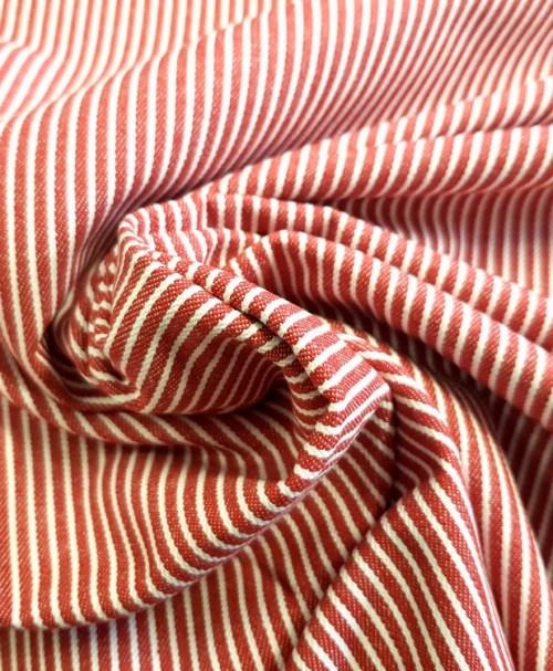 Jeans Oshkosh Stripe rot