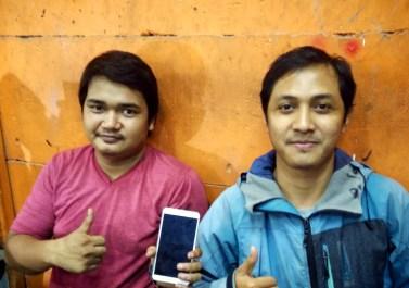 Pembeli Galaxy Note 3