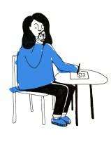 bluescribblycoffee