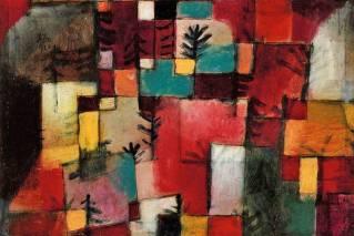 """Redgreen and Violet-Yellow Rhythms"", 1920"