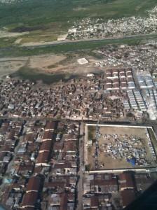 Haiti 2010: earthquake camps begin