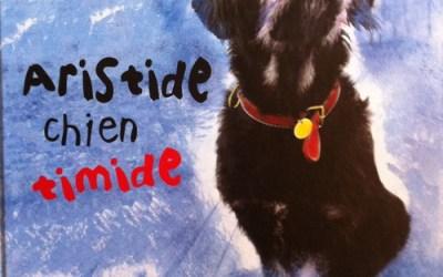 Aristide, Chien Timide