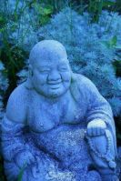 Awesome Buddha Statue for Garden Decorations 32