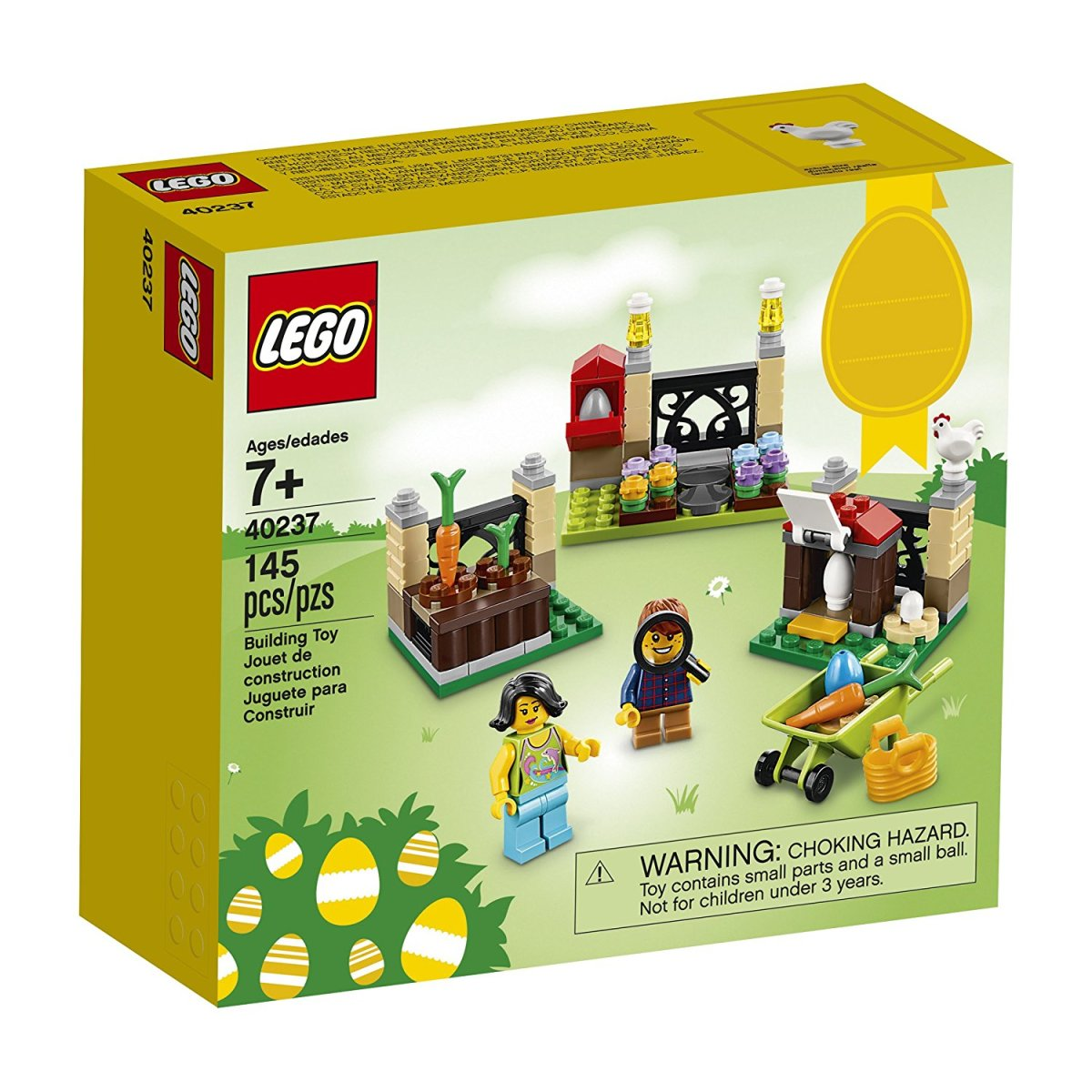 Deals ::  LEGO Easter Building Set for $14.94! (@lego)