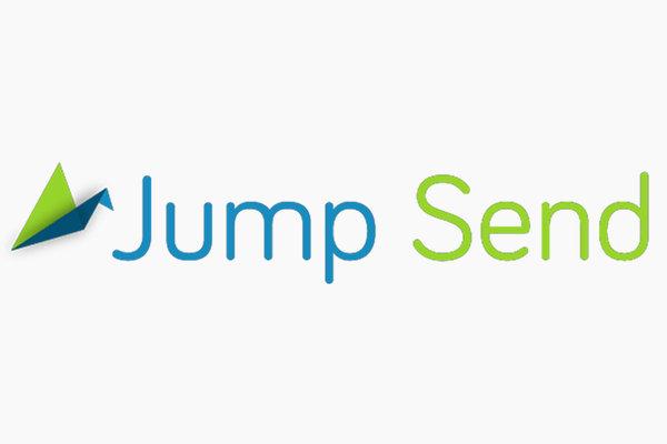 JumpSend Logo