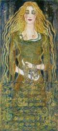 67- Fontaine de jouvence - Collection privée