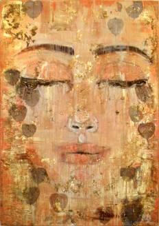 95- Méditation d'automne - Collection privée