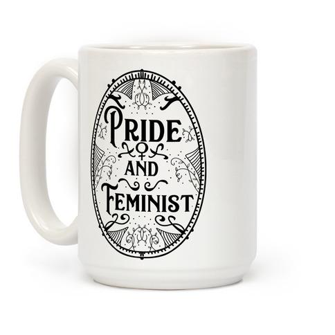 Pride and Feminist Mug