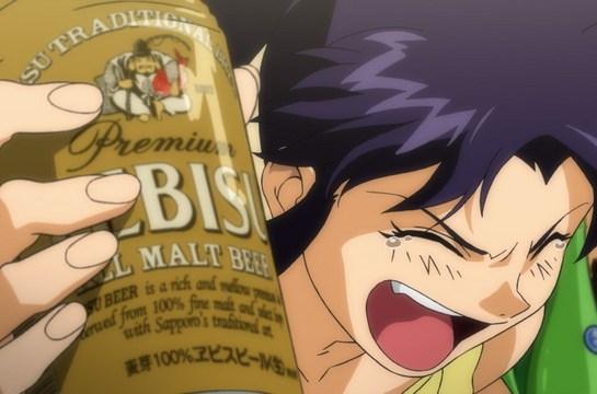 كم علبة شراب تجرعت (ميساتو) في Neon Genesis Evangelion فعلًا؟!