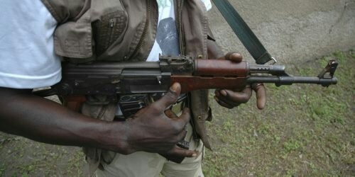 Father of the five-day-old male child abducted by two gunmen on April 11 at Ijagbe community in Kogi State, Mr Tosin Ojuola, has been banished from the community.