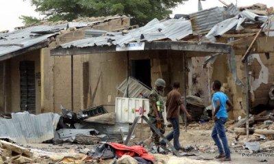 7 Soldiers, 63 Jihadists Killed As Boko Haram Attack Military Base