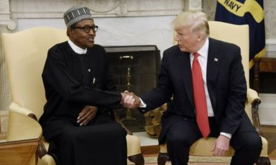 Nigeria At 59: Donald Trump Sends 'Strong Message' To Buhari