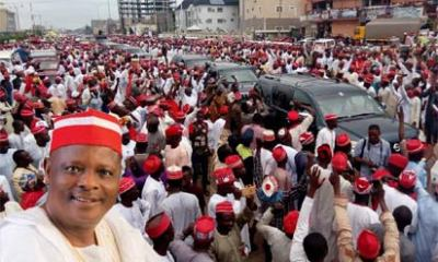Like Fayose, Kwankwaso Threatens To Dump PDP