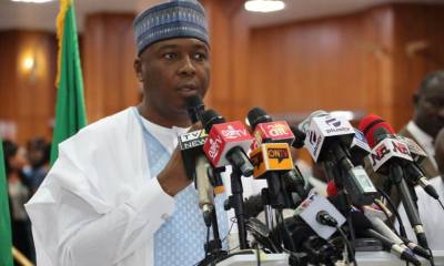 Former Senate President, Dr. Abubakar Bukola Saraki has congratulated members of the leadership of the Ninth Senate whose names were announced today (Tuesday) by Senate President Ahmed Lawan after their selection by the two major parties represented in the chamber, the All Progressives Congress (APC) and Peoples Democratic Party (PDP).