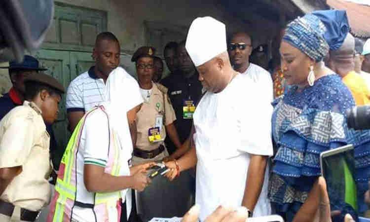 Court Disqualifies Ademola Adeleke As Osun PDP Guber Candidate