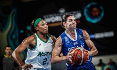 D'Tigress Beat Greece To Qualify For #FIBAWWC2018 Quarter Final
