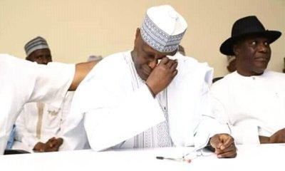 PDP's Atiku Reveals Plot Against Him, Top Party Chieftains