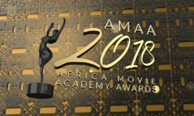 Full List Of Winners At AMAA 2018